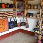 Beautiful baskets and local weaving arts