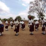 The Maliku dancers