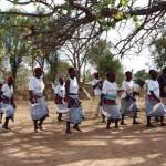 The Kwoko dancers