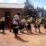 Syevuua dancers