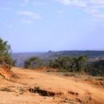 At the Museve viewpoint you can see the Nzambani Rock