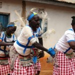 Ithookwe dancers in action